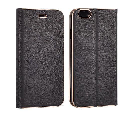 Havana Premium preklopna torbica za iPhone Xs Max, črna