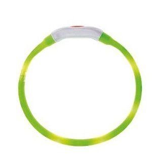 IMAC svjetleća LED ovratnica s USB punjenjem