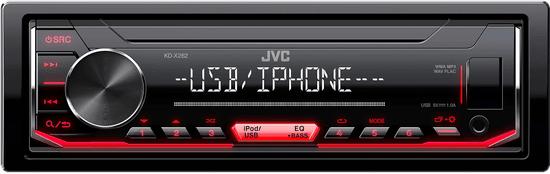 JVC radio samochodowe KD-X262