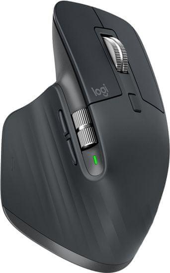 Logitech MX Master 3, graphite (910-005694)