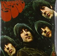 Beatles: Rubber Soul - LP