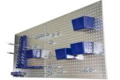 AHProfi Děrovaná deska s příslušenstvím 34 dílů - JJ001143