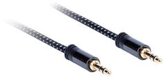 AQ Premium PA40030, kábel 3,5 mm Jack (M) - 3,5 mm Jack (M), dĺžka 3 m, xpa40030