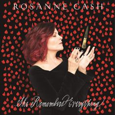 Cash Rosanne: She Remembers Everything (2018) - CD