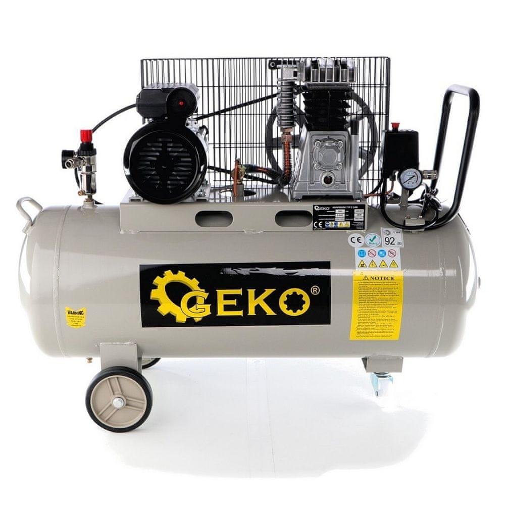 GEKO Kompresor olejový, 100l, typ Z