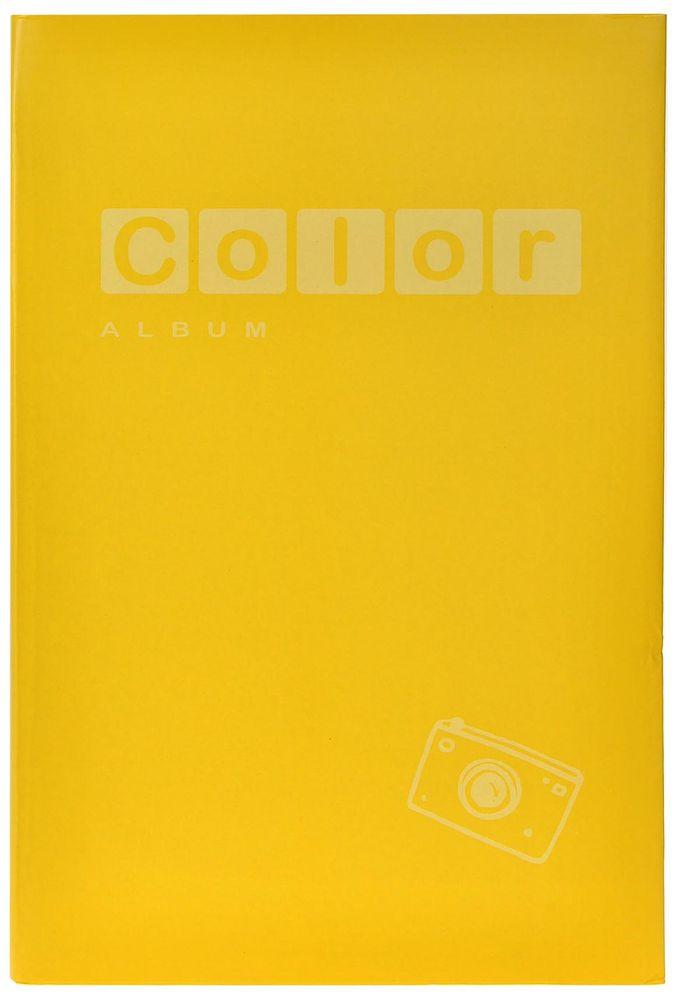ZEP Fotoalbum Color žluté 300 10x15