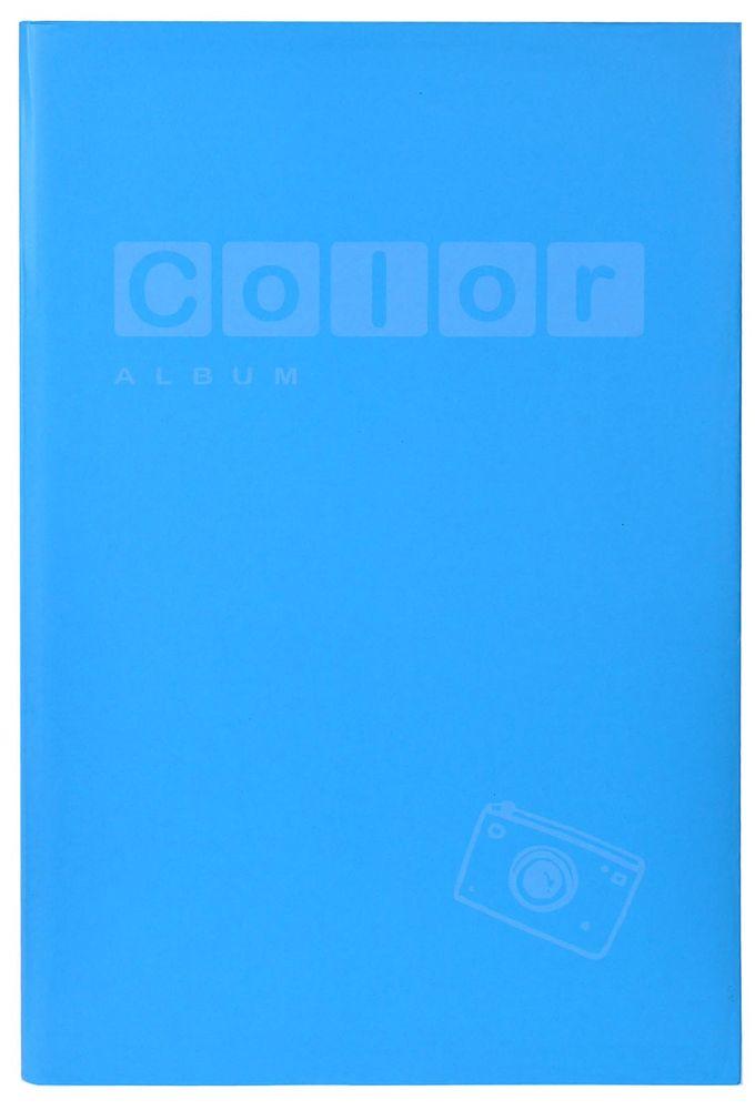 ZEP Fotoalbum Color modré 300 10x15
