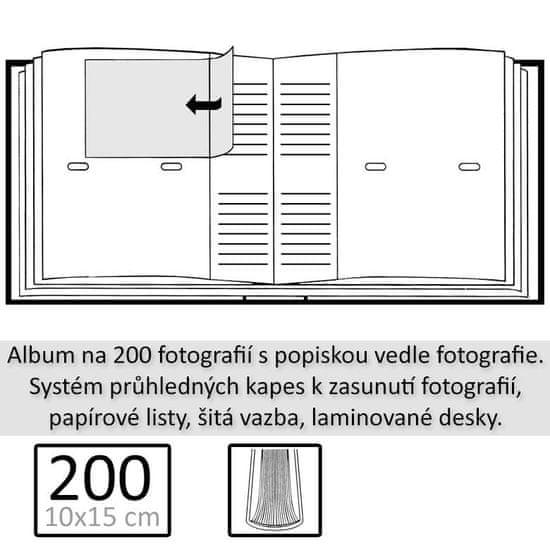 Tradag Fotoalbum Mesiačik modré