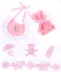 Tradag Scrapbook Kulíšek růžový