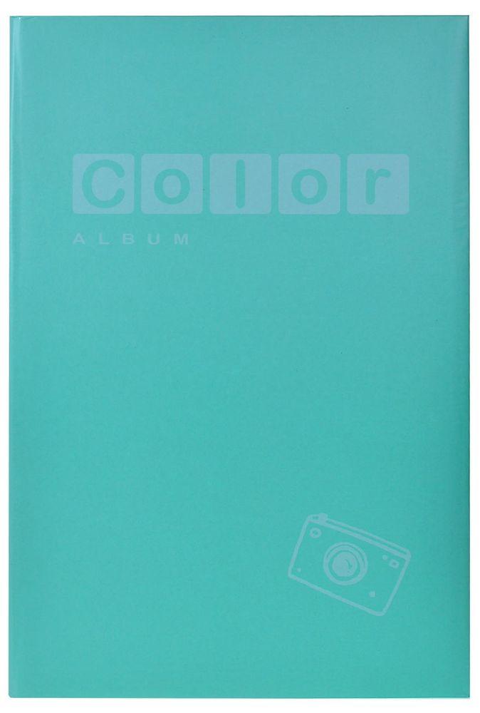 ZEP Fotoalbum Color zelené 300 10x15