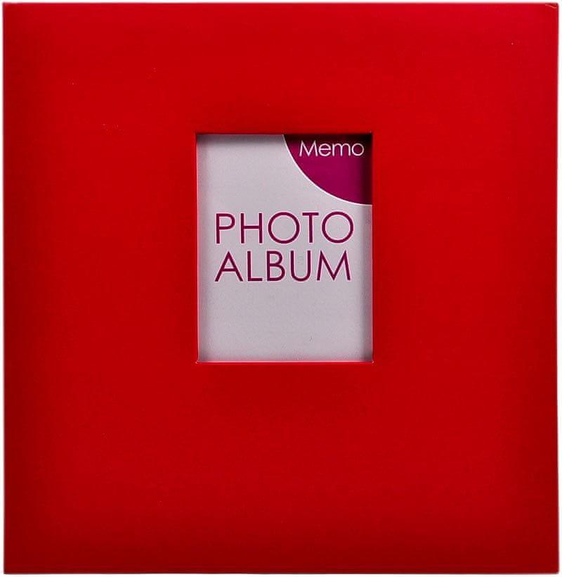 Innova Editions Fotoalbum červené 10x15