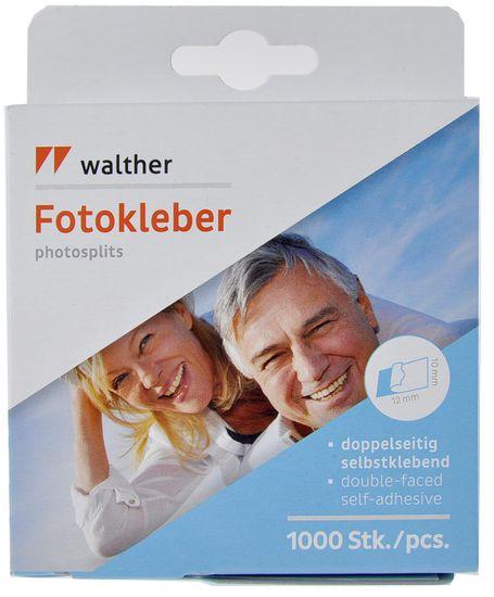 Walther Fotopodlepky 1000 kusů Walther