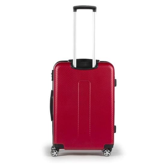 Scandinavia Carbon Series potovalni kovček, 65L