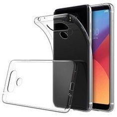 Ovitek za LG Q60, ultra tanek, silikonski, prozoren
