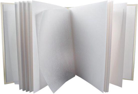 KPH Klasický album Oversize biely