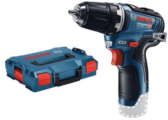 BOSCH Professional Wiertarko-wkrętarka akumulatorowa GSR 12V-35, L-BOXX 102 (0.601.9H8.001)
