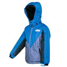 PIDILIDI fiú téli kabát 128 kék