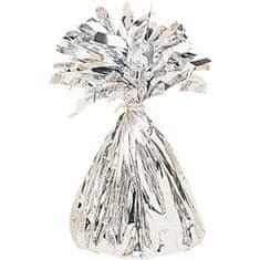 Amscan Závaží pro balónek - stříbrné