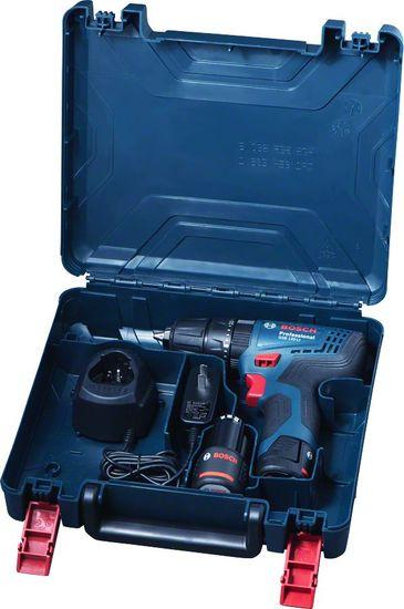 BOSCH Professional akumulatorski udarni vrtalni vijačnik GSB 120-LI (06019G8100)