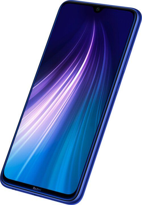 Xiaomi Redmi Note 8T, 4GB/64GB, Global Version, Neptune Blue - rozbaleno