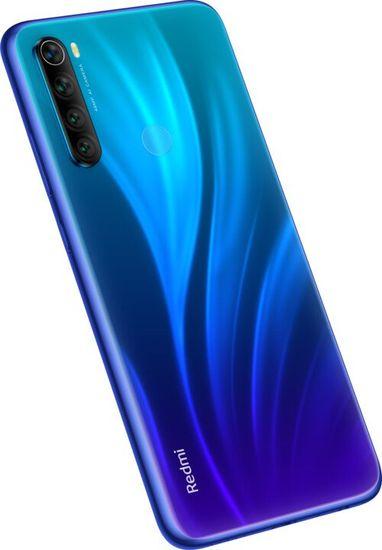 Xiaomi Redmi Note 8T, 4GB/64GB, Global Version, Neptune Blue - rozbaleno