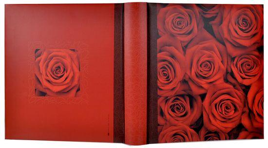ZEP Fotoalbum Botanic červené