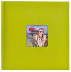 Goldbuch Fotoalbum Living zelené