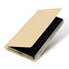 Dux Ducis preklopna torbica za Samsung Galaxy A40 A405, zlata