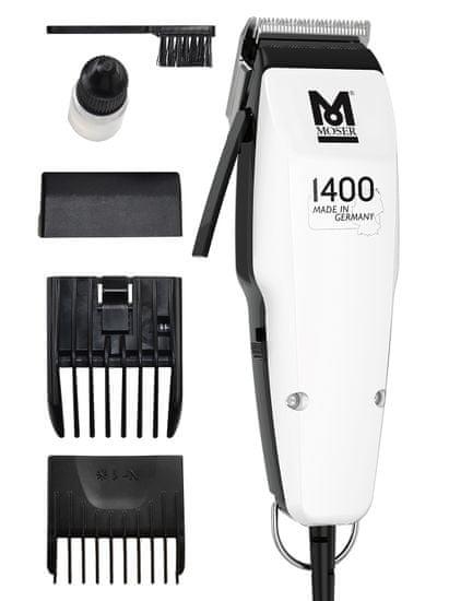 MOSER 1400-0310 White
