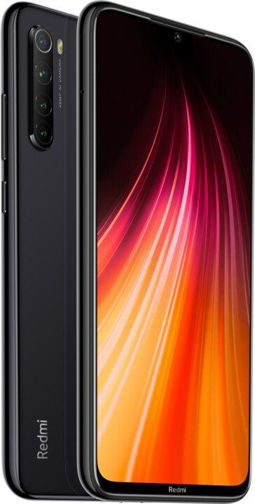 Xiaomi Redmi Note 8T, 3GB/32GB, Global Version, Space Black