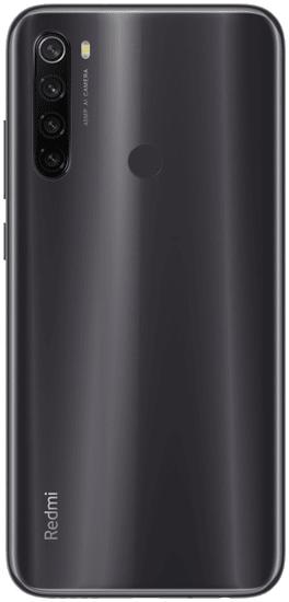 Xiaomi Redmi Note 8T GSM telefon, 4 GB/64 GB, siv, Global Version