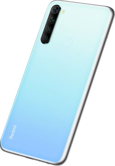 Xiaomi Redmi Note 8T, 4GB/64GB, Global Version, Moonlight White