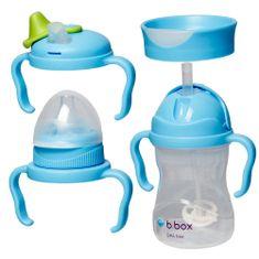 b.box Univerzális ivókészlet, kék