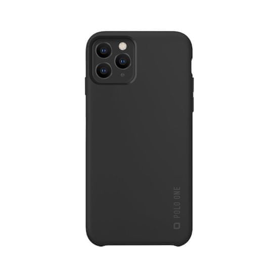 SBS Polo One zaščitni ovitek za iPhone 11 Pro Max, silikonski, črn