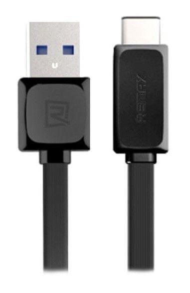 REMAX AA-1122 TYPE-C USB CABLE cierny