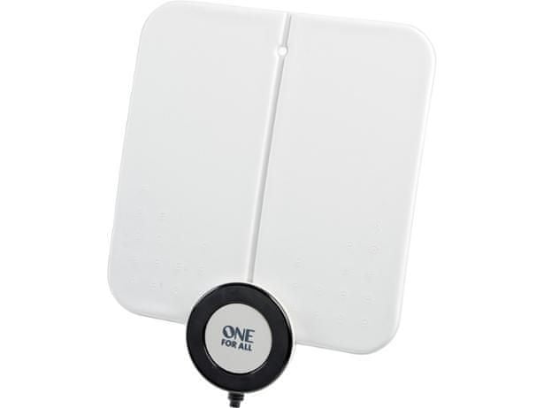 One For All SV9215 Amplified indoor Antenna up to 41 dB