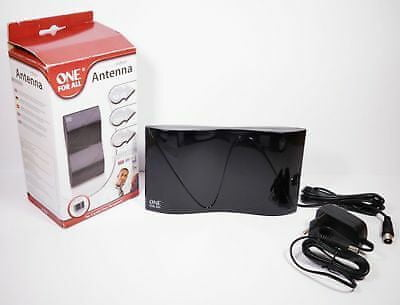 One For All SV9323 Amplified beltéri antenna, legfeljebb 38 dB aktív beltéri antenna