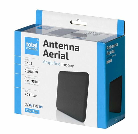 One For All SV1240 Total Control Antenna 42dB, 4G
