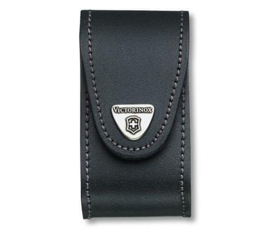 Victorinox 4.0521.3 belt pouch, black leather