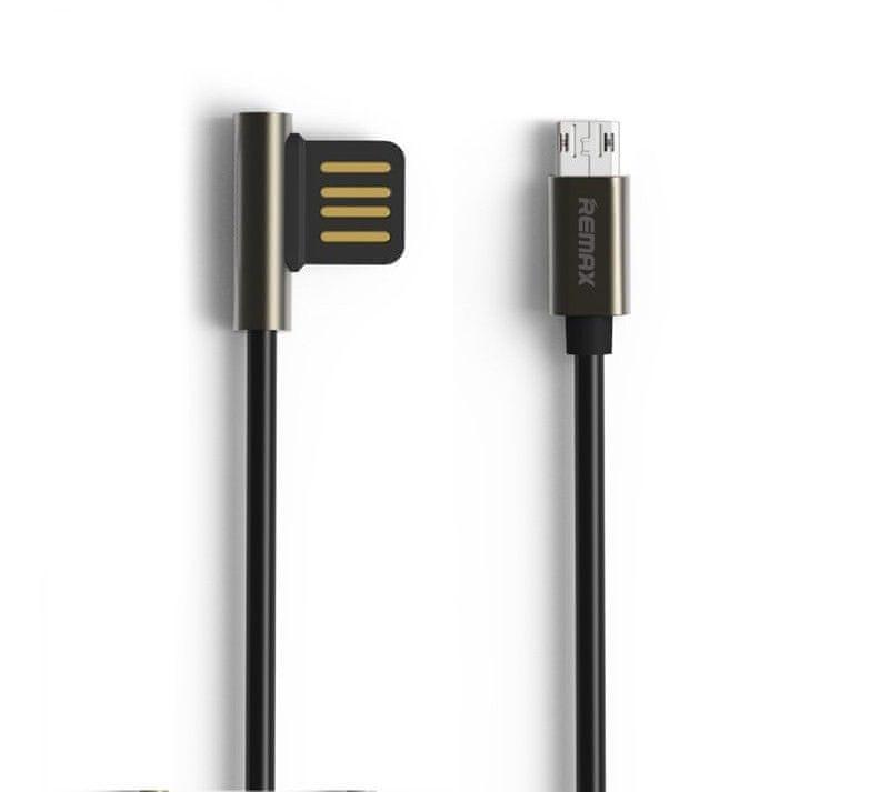 REMAX AA-7092 RC-054m, datový kabel micro USB Black