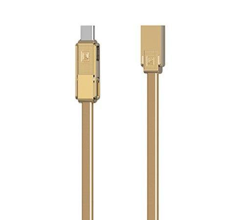 REMAX AA-7068 RC-070th arany USB kábel 3in1, arany