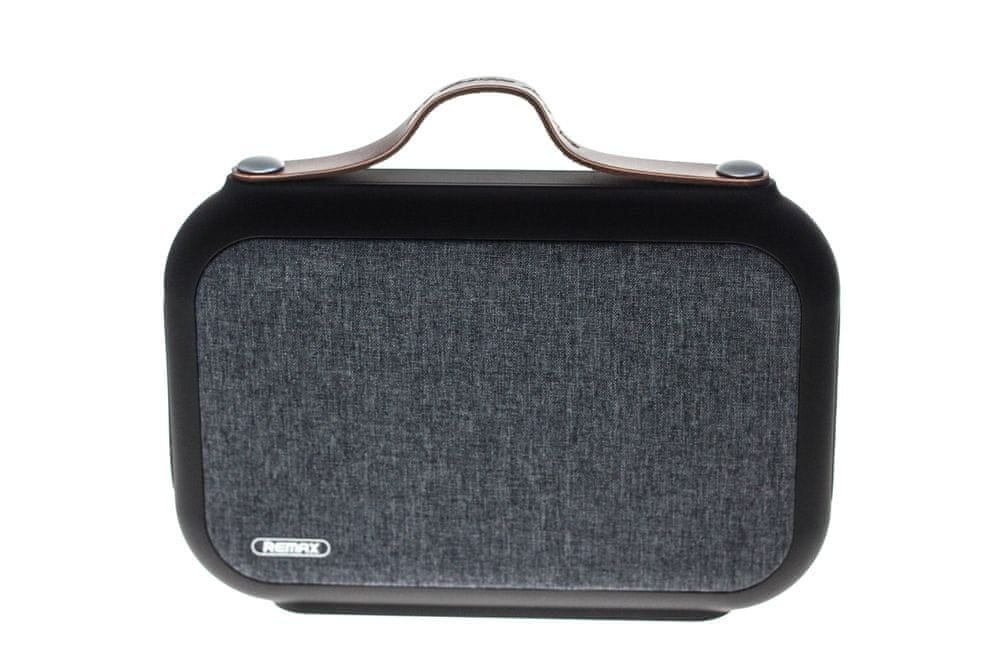 REMAX AA-7005 RB-M17 reproduktor Bluetooth černý