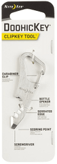 Nite Ize KMTCK-11-R3 Wątki Can DoohicKey® ClipKey ™ Kluczowe narzędzie - nierdzewne