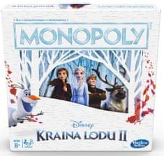 HASBRO Monopoly Frozen PL
