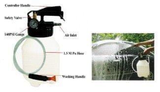 AHProfi Vzduchový rozprašovač na mytí aut - pěnový | AHProfi
