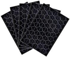 Tradag Fotorožky čierné 500 ks