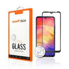 RhinoTech 2 Tvrzené ochranné 2.5D sklo pro Xiaomi Mi Max 2 (Edge Glue) Black RTX049
