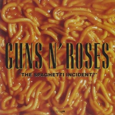 Guns N' Roses: Spaghetti Incident? (1993) - CD