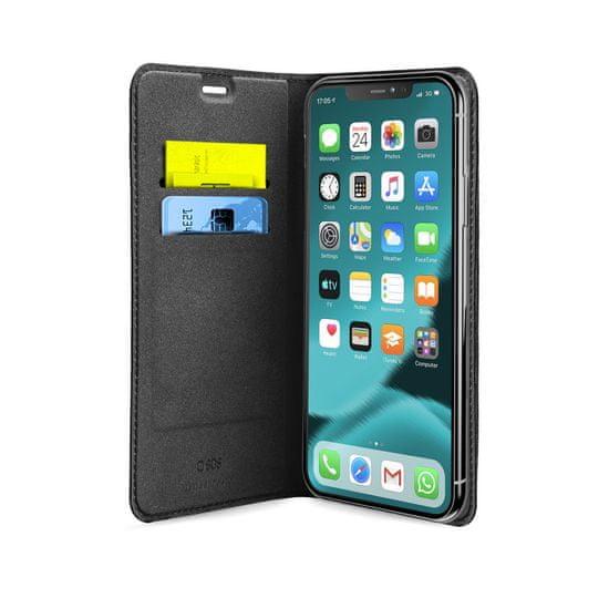 SBS Lite preklopna torbica za iPhone 11 Pro Max, črna