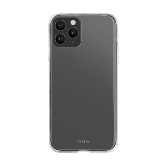 SBS Skinny zaščitni ovitek za iPhone 11 Pro Max, TPU, prozoren